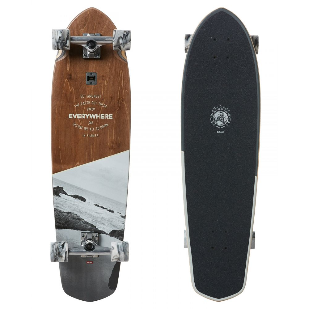 "Globe Dana 18/"" Board Short Acquamarina"