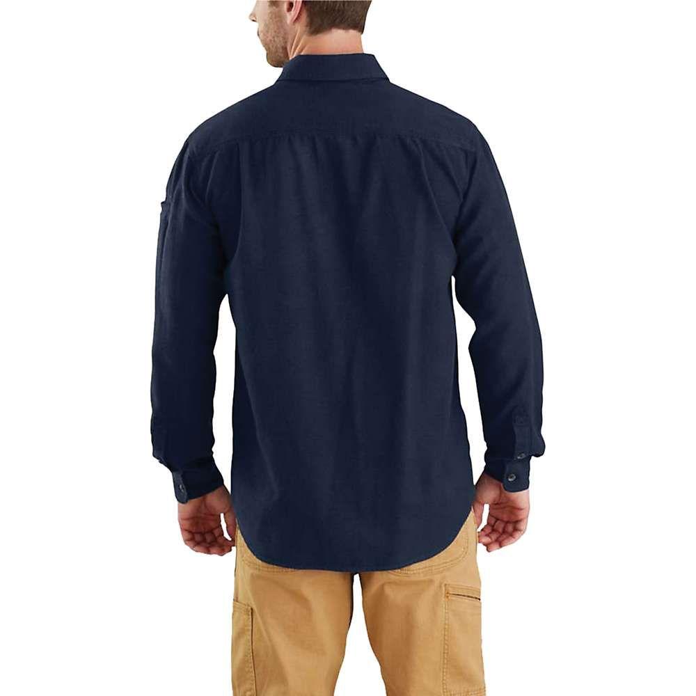 Carhartt Mens Beartooth Solid Long Sleeve Shirt