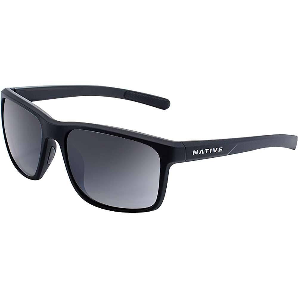 20e9fb454e1 ネイティブ メンズ メガネ·サングラス Natuve Wells Polarized Sunglasses Matte Black Crystal    Grey Polarized ネイティブ メンズ ファッション小物 メガネ· ...