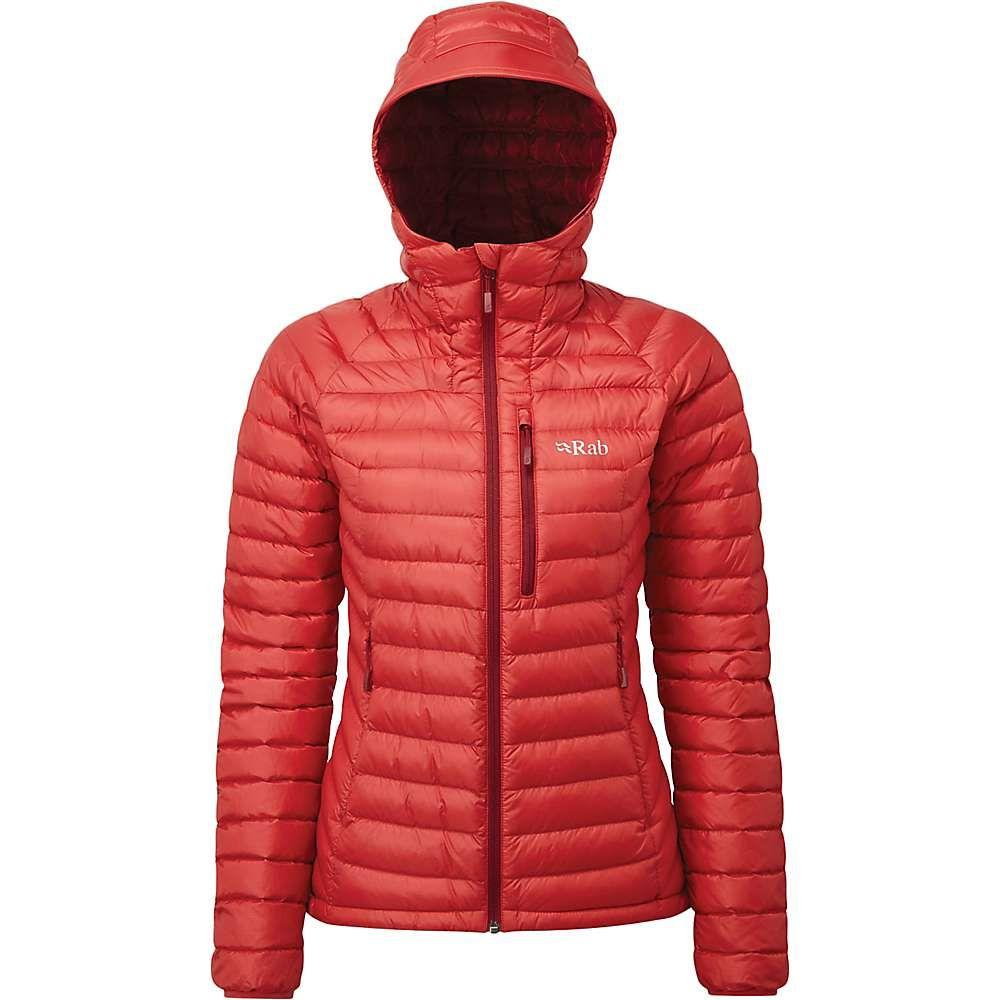 Weitere Sportarten Rab Microlight Alpine Jacket L Daunenjacke