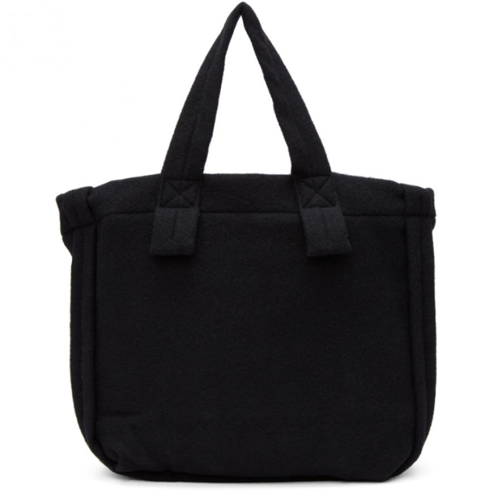 1a4fce987e1f コム デ ギャルソン Tricot Comme des Garcons レディース バッグ トートバッグ【Black Wool Tote】 コム デ  ギャルソン レディース バッグ トートバッグ 【サイズ交換 ...