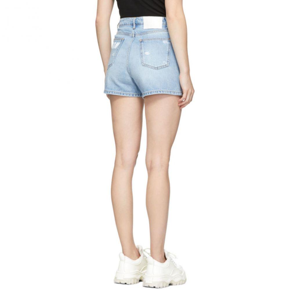 Calvin Klein Calvin Klein NEW Blue Womens Size 31X30 Stretch Straight Leg Jeans パンツ ファッション カルバンクライン