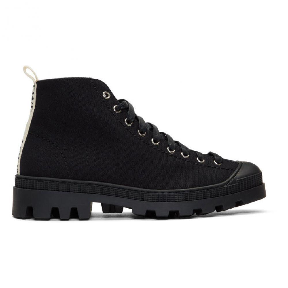 super popular d2431 2ae76 ロエベ Loewe セット メンズ シューズ・靴 ブーツ【Black Canvas ...