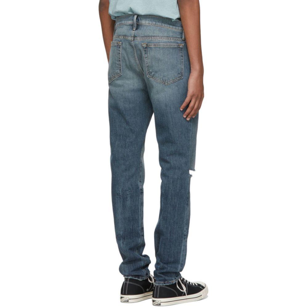 FRAME Mens LHomme Skinny Denim Jeans