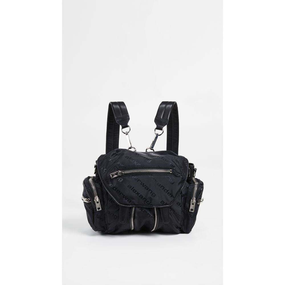 ae1448d910be アレキサンダー ワン Alexander Wang レディース バッグ バックパック·リュック【Mini Marti Backpack】Black  アレキサンダー ワン レディース バッグ バックパック· ...