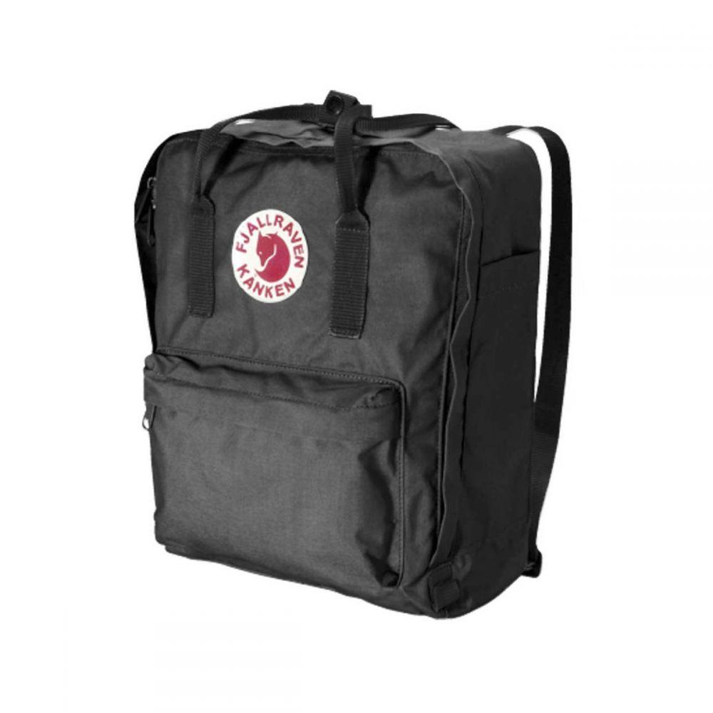 cbeaa984006e フェールラーベン Fjallraven レディース バッグ バックパック·リュック【Kanken 16L Backpack】Black  フェールラーベン レディース バッグ バックパック·リュック ...