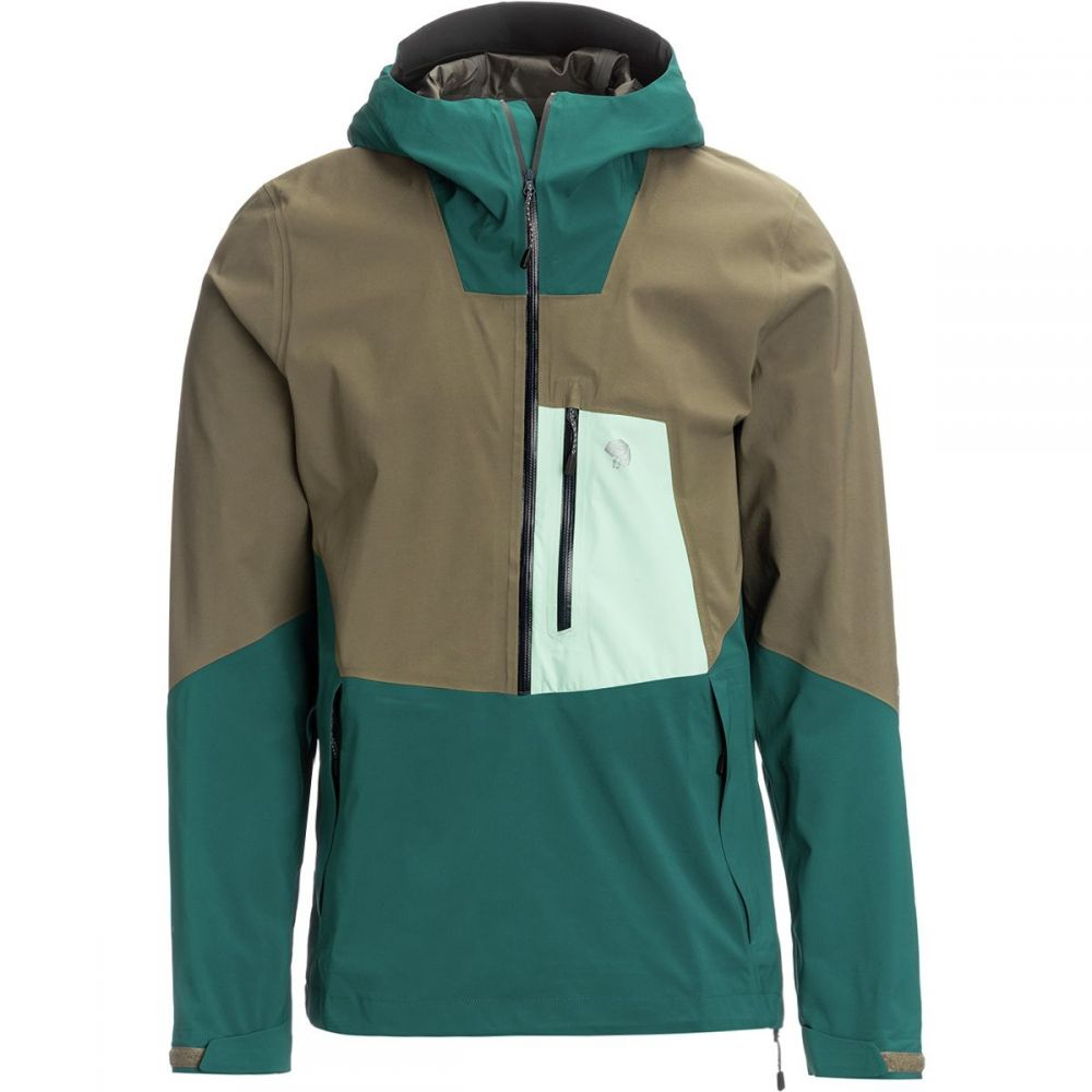 S Mens Dive Mountain Hardwear Exposure//2 GTX Paclite Stretch Pullover Jacket