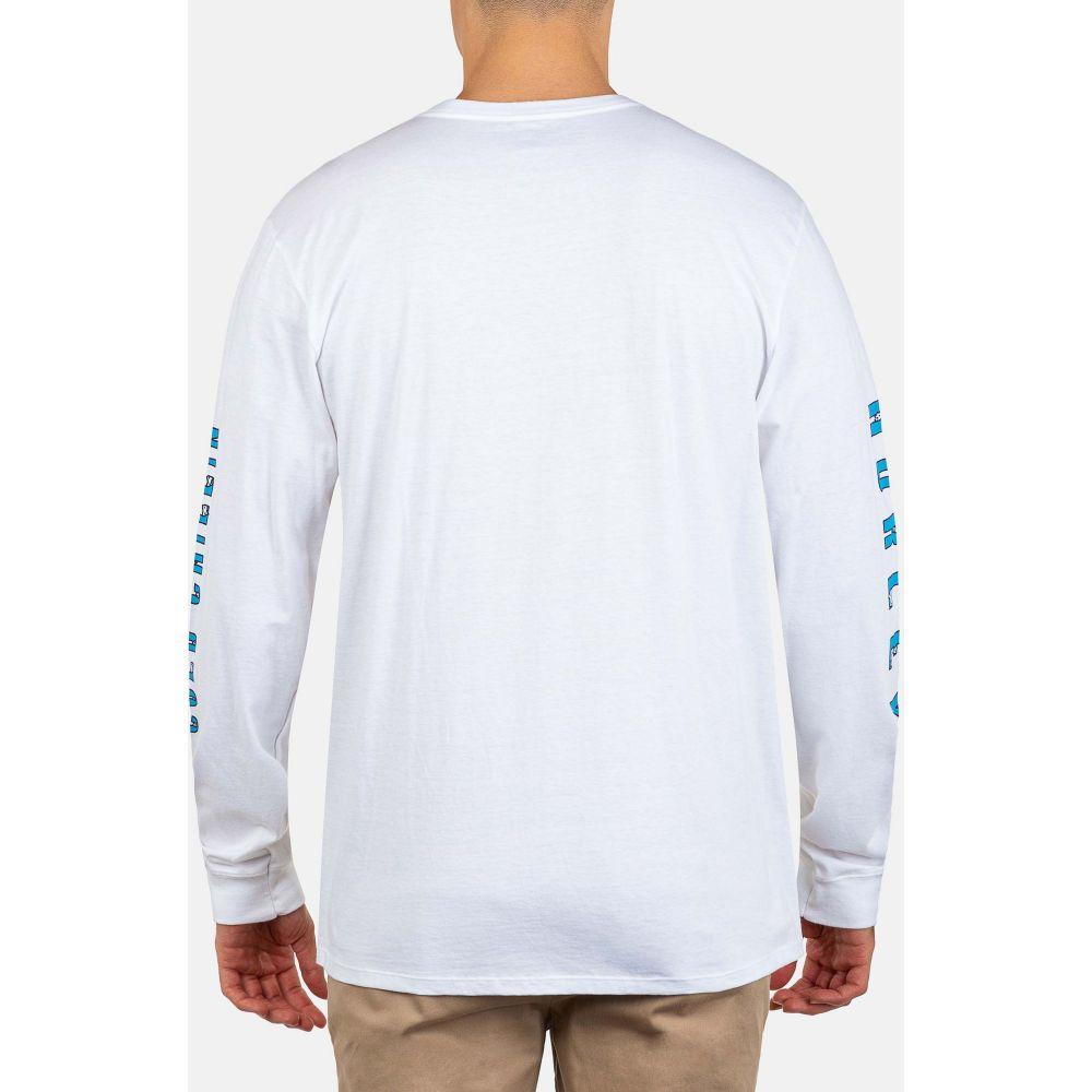 Hurley Mens Premium Cold Chillin Long Sleeve Tshirt