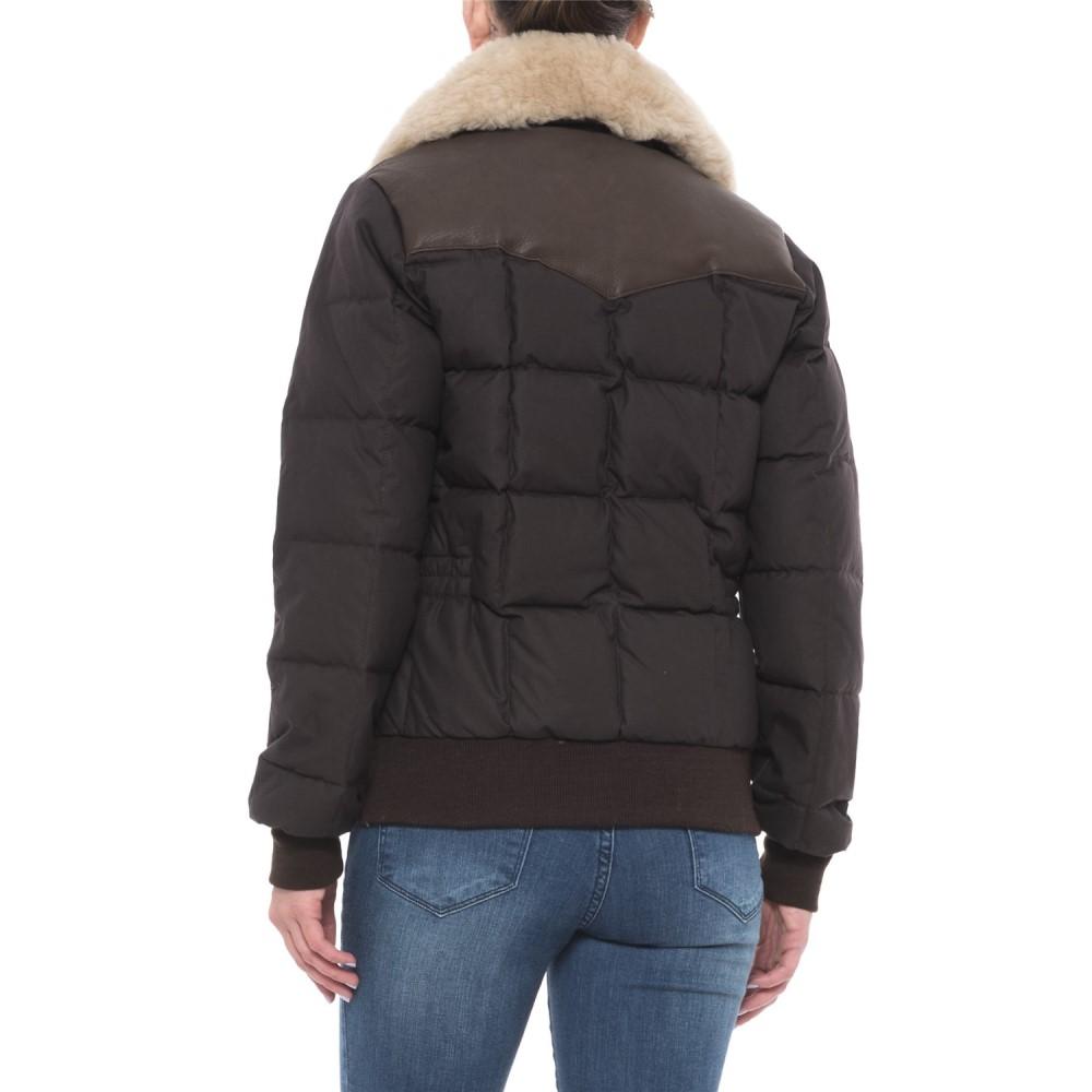 3af8983af Filson Cascade Down Jacket 550 Fill Power For Women In Mahogany ...