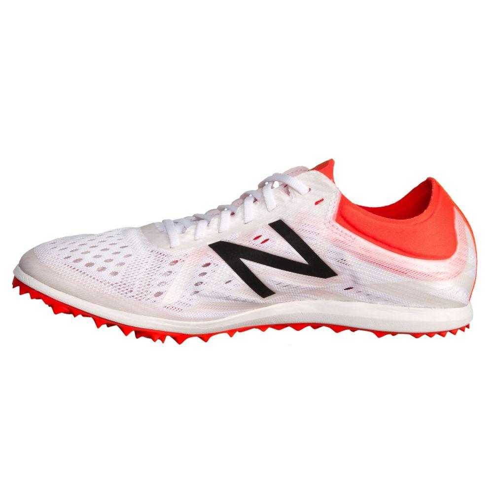 ニューバランス シューズ New Spike Balance Balance レディース ランニング ウォーキング シューズ 靴 Ld5000 V5 Track Spike Running Shoes White