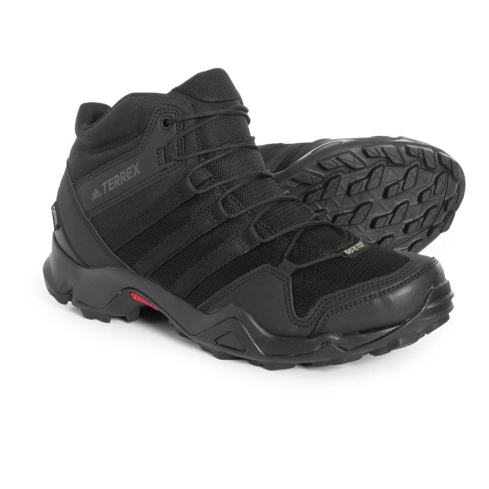 adidas outdoor Men's Terrex AX2R Mid GTX¿ BlackBlackBlack 11.5 D US