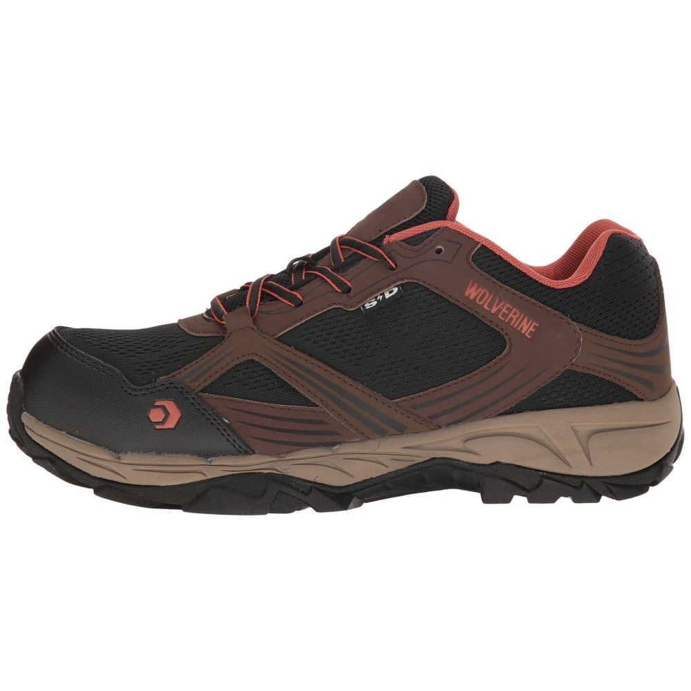 36129e0172e ウルヴァリン メンズ シューズ・靴 スニーカー【Rush ESD Composite Toe ...