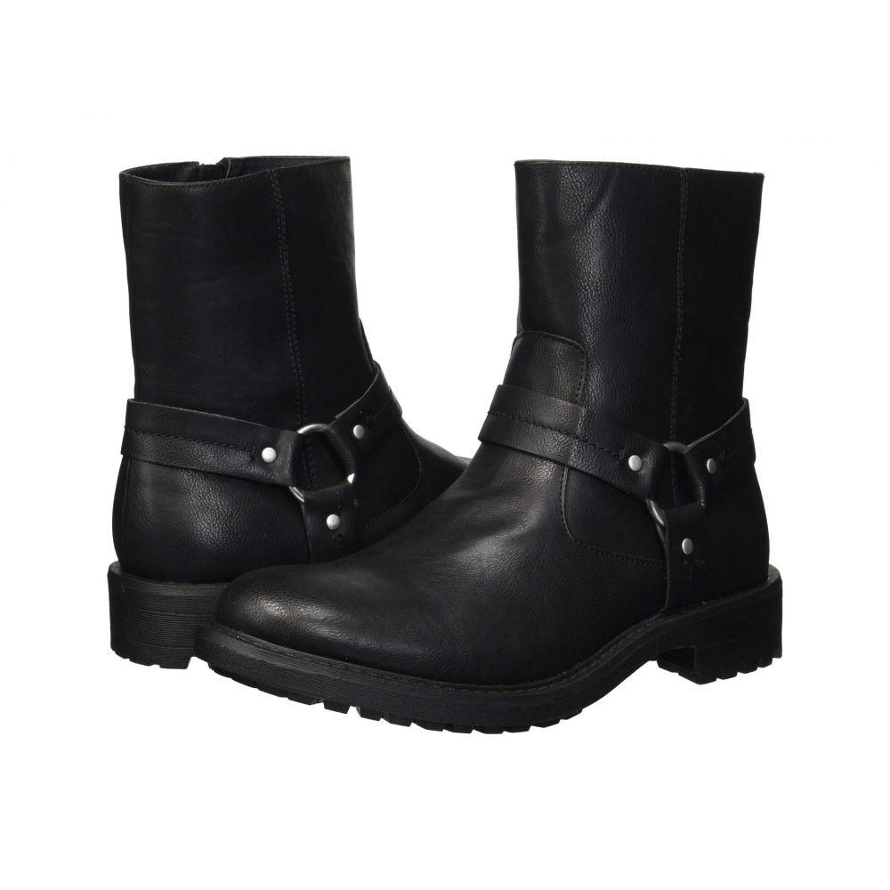 ケネスコール Hugh Boot D Black シューズ メンズ ブーツ・レインブーツ