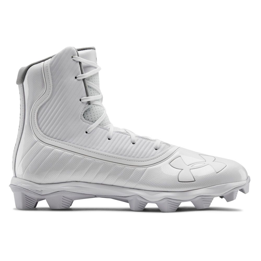 Men/'s UNDER ARMOUR Highlight RM Football Cleats  White Size 9.5