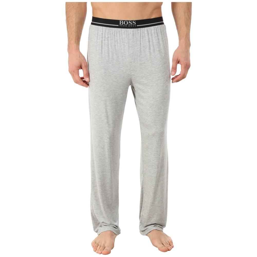 e50813ed0d039 ヒューゴ ボス メンズ インナー・下着 パジャマ・ボトムのみ【Modal Long Pants】Medium Grey とても美しい