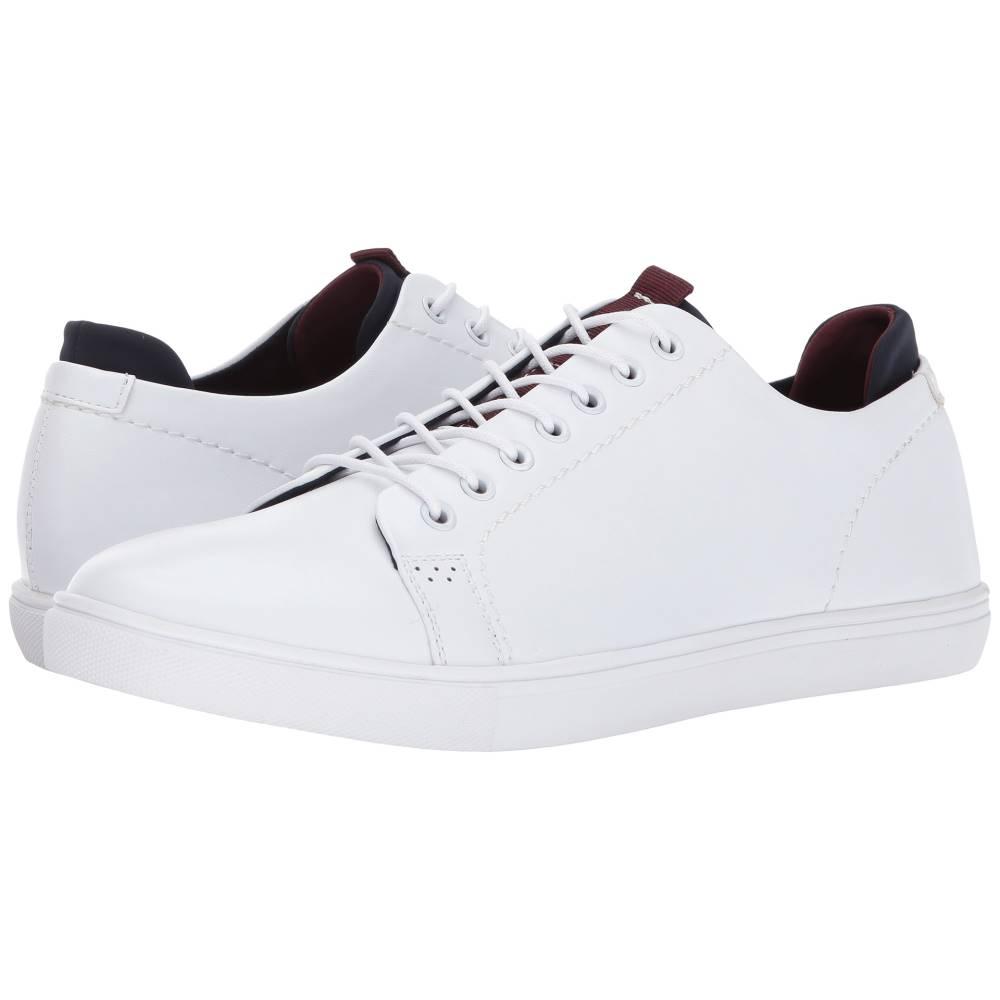 457021a8d4339 ケネスコール メンズ シューズ 靴 スニーカー Design 203272 White ...