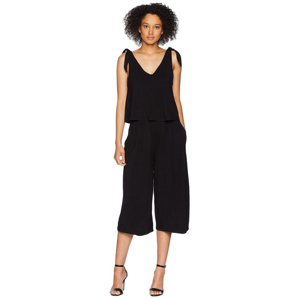 beccae6b2648 ボボウ レディース ワンピース·ドレス オールインワン Vicky Knit Jumpsuit Black ボボウ レディース ワンピース·ドレス  オールインワン Black  サイズ交換無料