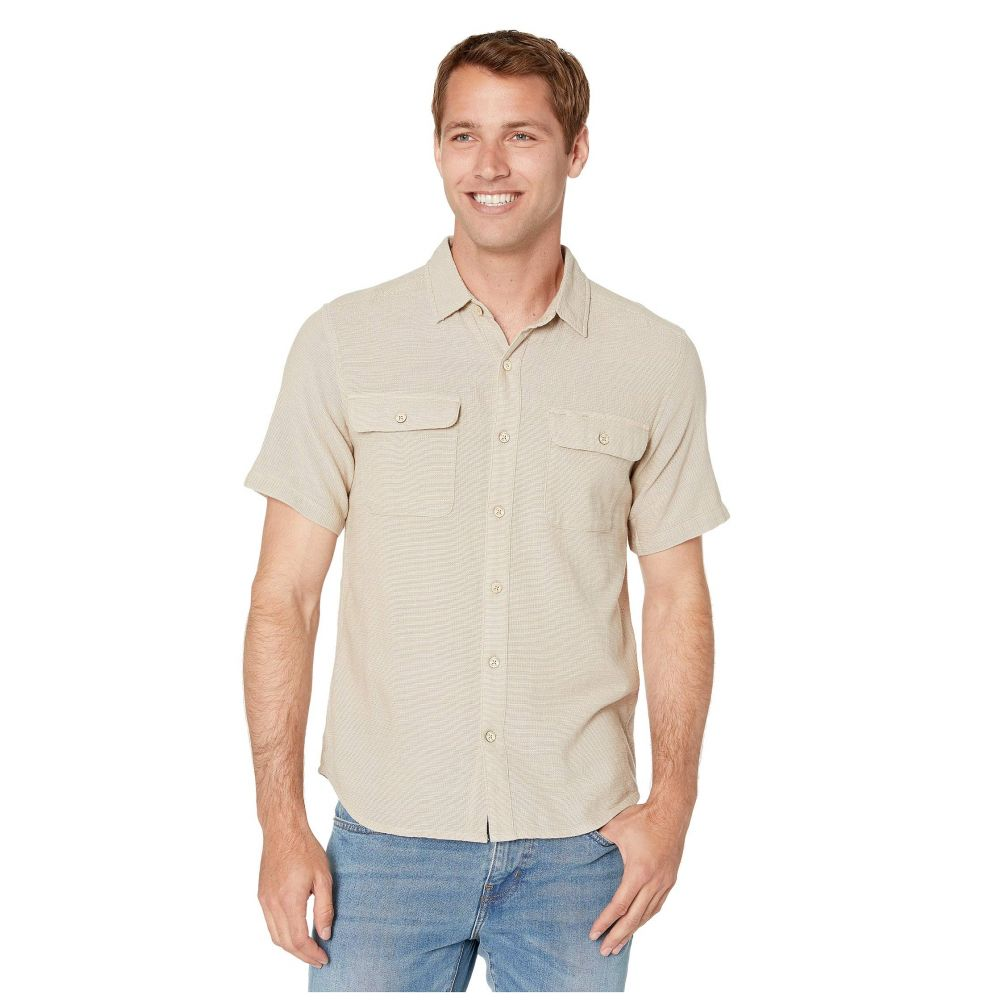 Royal Robbins Mens Cool Mesh Eco Short Sleeve Shirt
