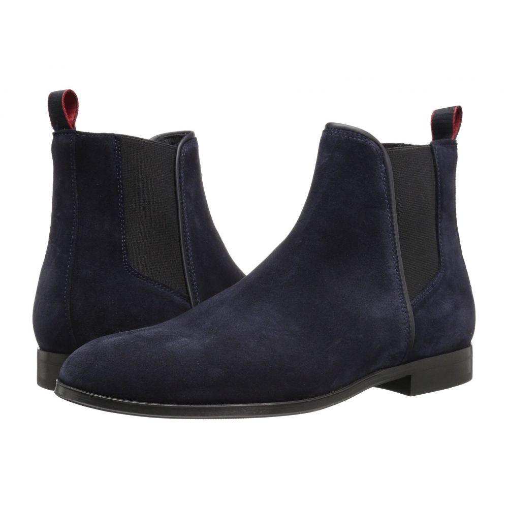 Hugo Boss Mens Boheme Leather Chelsea Boot