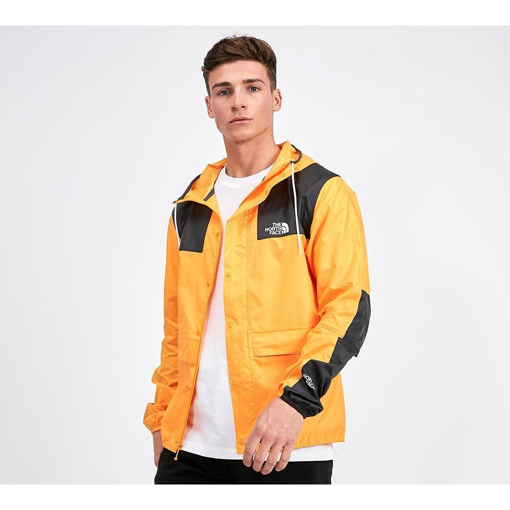 Men/'s The North Face 1985 Mountain Jacket Yellow XS-XL