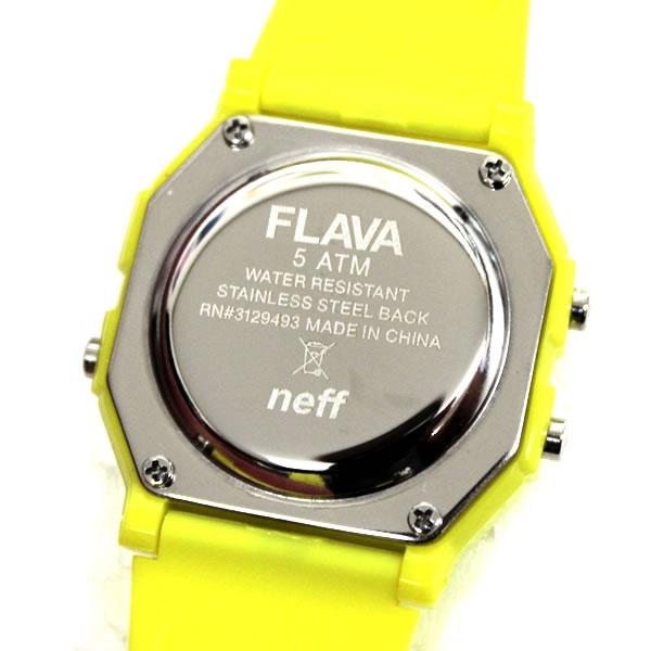 ネフのペアでもつい買えるカワイイカラフルな時計