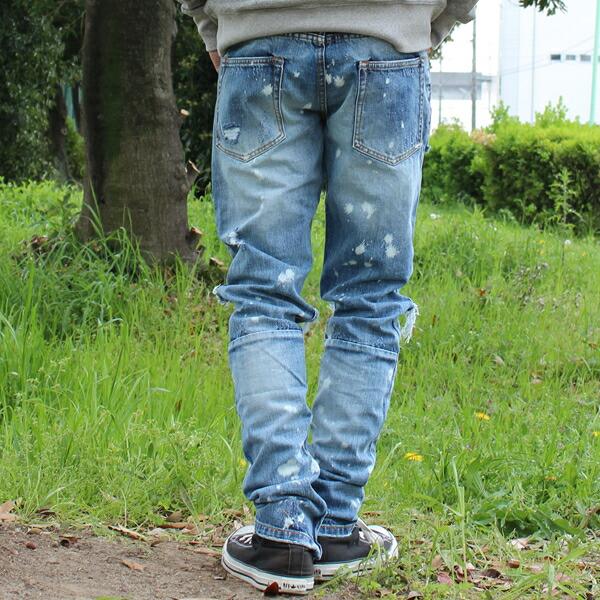 mnmlのジーンズのパンツ