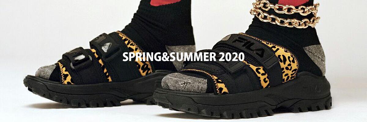 フィラ2020春夏コレクション