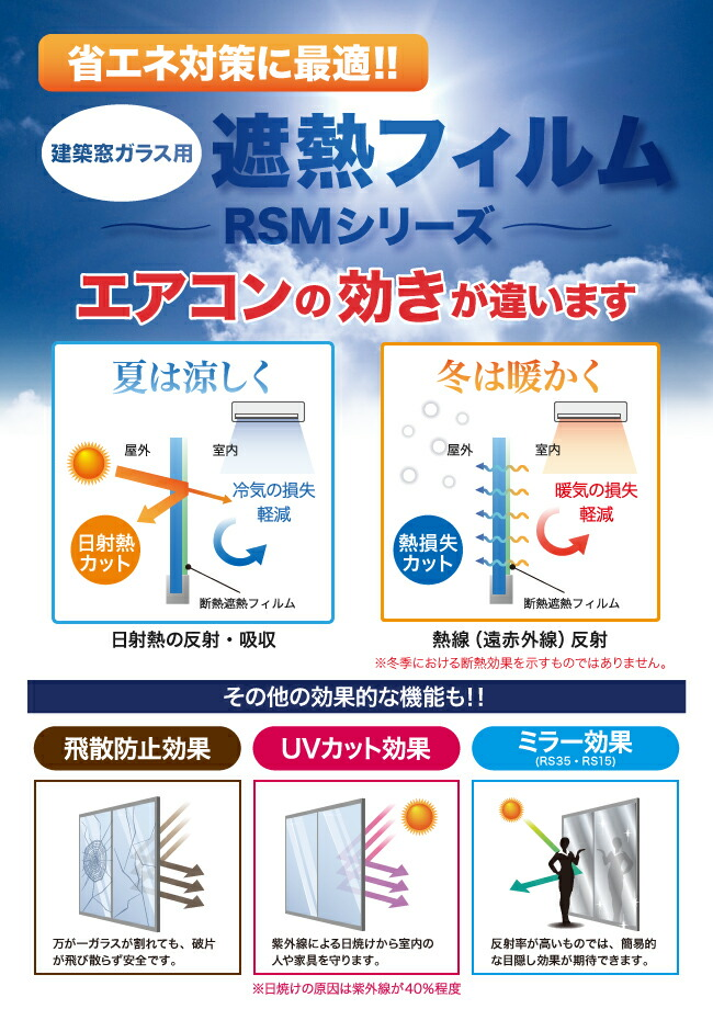 RSMシリーズチラシA