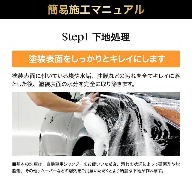 施工マニュアルstep.1
