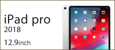 iPad Pro/12.9インチ(2018)