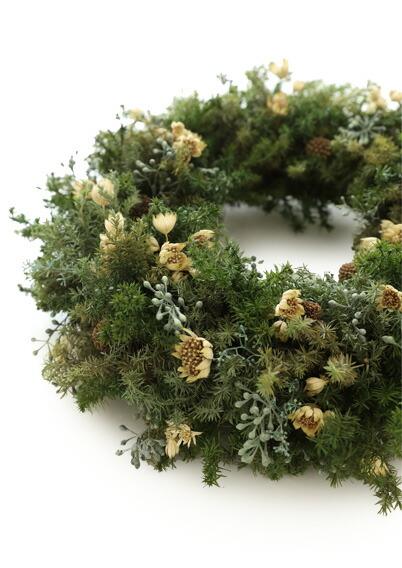プリザーブドフラワー ドライフラワー プレゼント ギフト カジュアル リース ワイルドフラワー wildflower