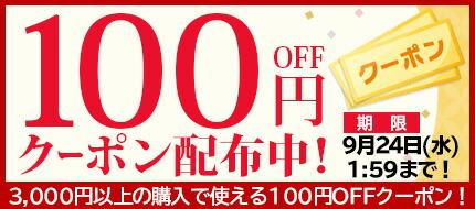 100円クーポン