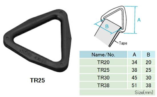 nifco 三角カン TR A80000