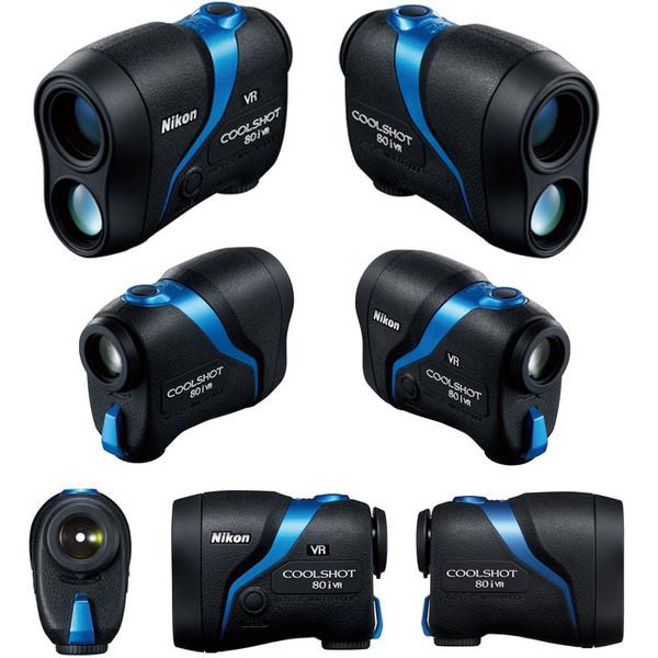 ニコン クールショット NIKON COOLSHOT 80 VR 携帯型レーザー距離計