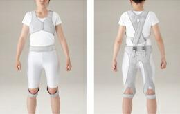 女性用 腰部サポートウェアrakunie(ラクニエ)