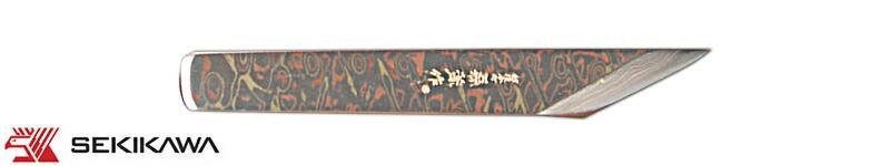 HK-1209 『煌王』 切出し 有色積層鋼
