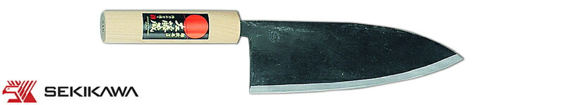 HKD-1070A 薄出刃庖丁(加工出刃)