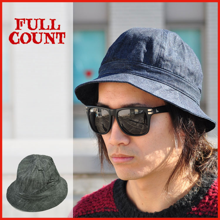 FULL COUNT/フルカウント/US ARMY DENIM HAT/ハット/6734