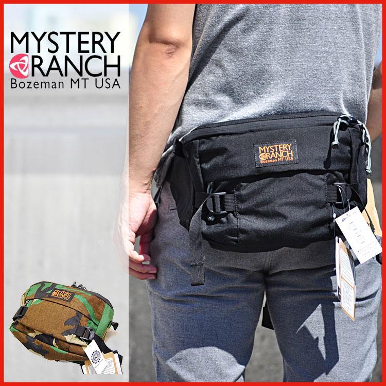 MYSTERY RANCH/ミステリーランチ/HIP MONKEY/ウエストバッグ