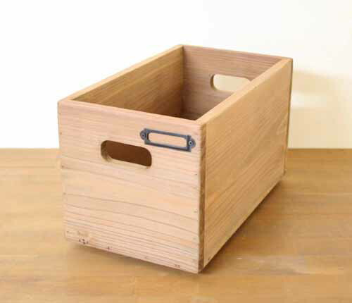 The Storing Box Which Comes In Various Tastes Including Natural Country American North European Style Nicely I Am Dressed Up As A Wooden Of
