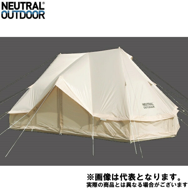 【ニュートラルアウトドア】NT-TE07 GEテント6.0 【在庫処分大特価!】 [大型便](34083)