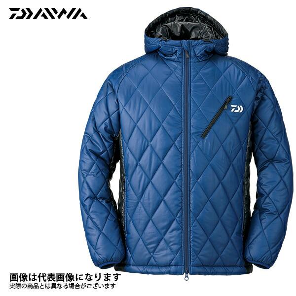 DJ-2307 ハイロフト サーマルジャケット メディバルブルー XL ダイワ 釣り 防寒着 2017秋冬モデル 防寒ウェア新モデルが30%オフ!