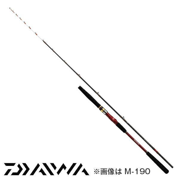 【ダイワ】16 アナリスタービシアジ M-190船竿 ダイワ