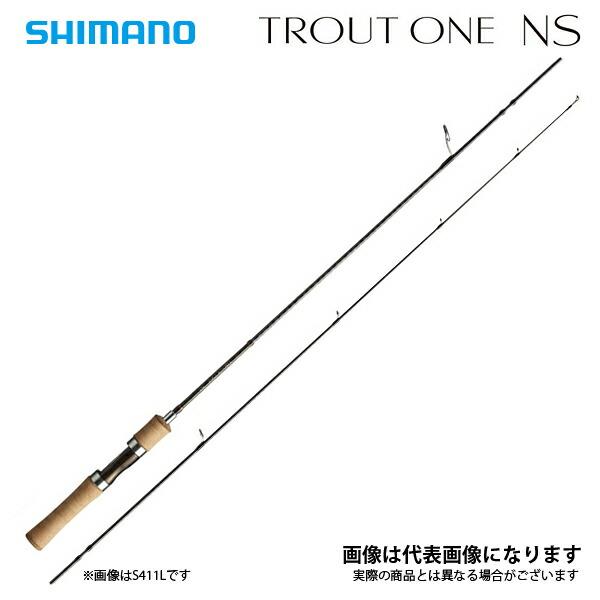 【シマノ】トラウトワン NS S100MH