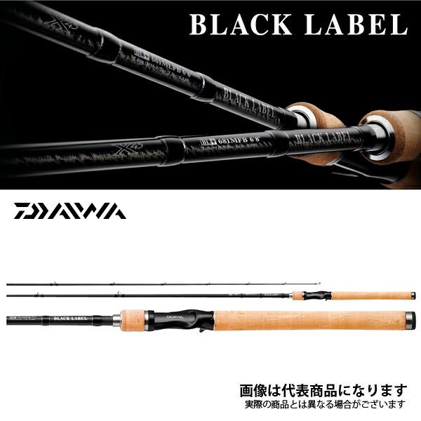 【ダイワ】ブラックレーベル+ 721MHFB [大型便]バスロッド