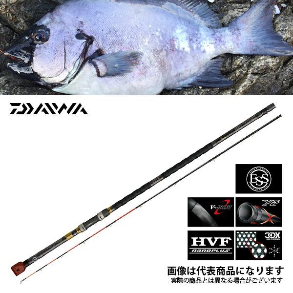 【ダイワ】別誂 剛心竿 武蔵 504・E [大型便]石鯛竿 ダイワ