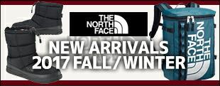 ノースフェイス2017秋冬モデル