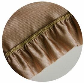 タップパンツ ていねい縫製