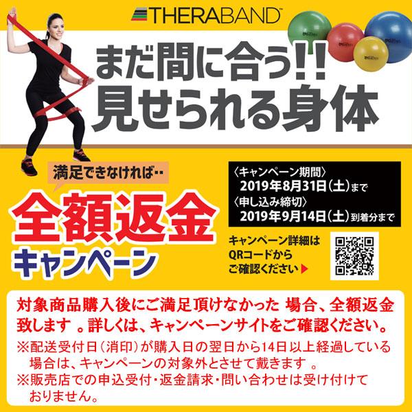 【全額返金キャンペーン】(2019年8月31日まで)