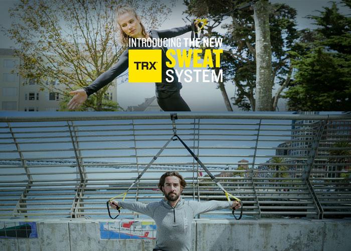 [TRX] ホームキット(スウェット)SWEAT SYSTEM